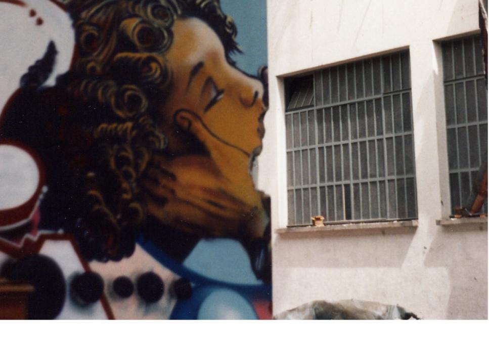 cuoghi corsello  - poesia sui muri